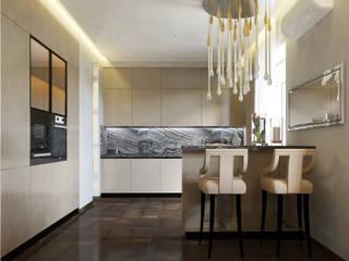 Moderne woonkamers van Vera Rybchenko Modern