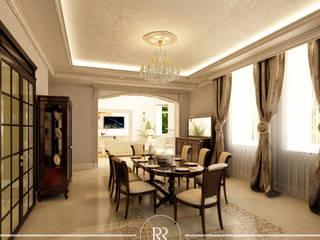 Столовые комнаты в . Автор – ROSKO Family Design