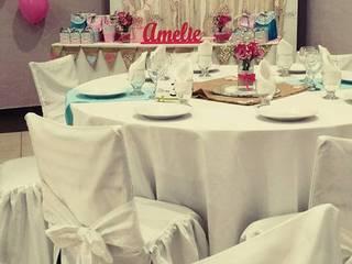 Araceli Fernandez Ibarguren ห้องทานข้าวโต๊ะ