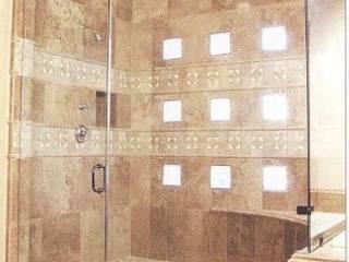 Modern bathroom by ORO ARQUITECTURA Modern