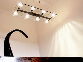 Interior casale Ragalna (CT): Studio in stile  di studio musumeci architetti