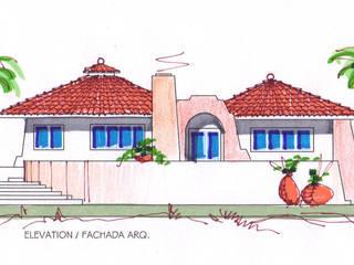 Casa Tortuga de Arquitectos Romero