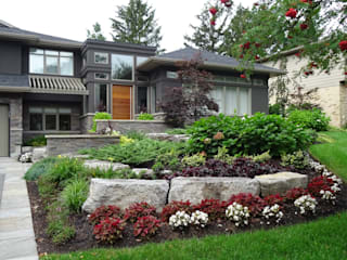 Burlington Residence:  Houses by Lex Parker Design Consultants Ltd.,