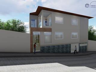 Projeto de Reforma e Ampliação R&P.: Casas  por Sabrina Rafa & Isabela Resende