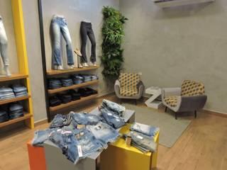 ZAV Modas: Lojas e imóveis comerciais  por SPOT161 arquitetura + design