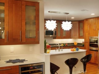 New Leaf Home Design Cocinas modernas