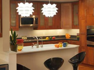 New Leaf Home Design Modern Mutfak