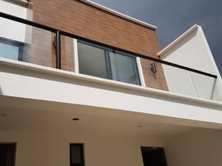casa.xalapa: Casas de estilo minimalista por bmas arquitectura
