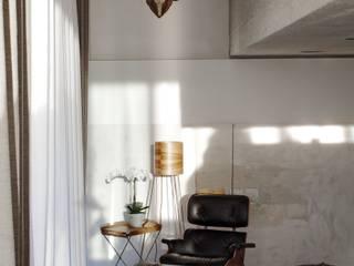 Haus 3M Interior destilat Design Studio GmbH Moderne Wohnzimmer