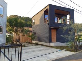 長柄の庭 Shikinowa Design モダンな庭