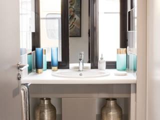 Modern bathroom by COLOMBE MARCIANO Modern