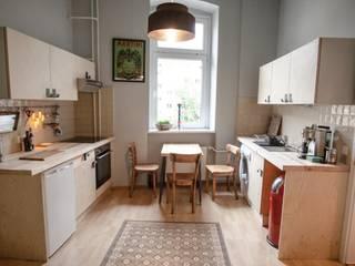 Skandynawska kuchnia od woodboom Skandynawski