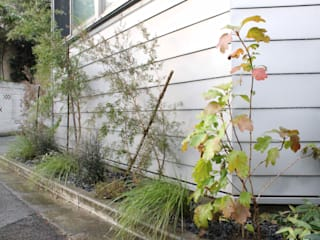 和田の庭 Shikinowa Design モダンな庭