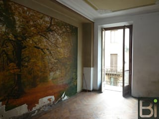 Casa Rossini: Camera da letto in stile  di PROGETTO Bi