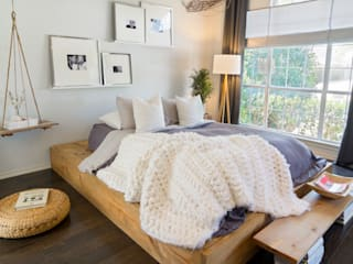 Scandinavian style bedroom by Urbanology Designs Scandinavian