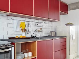 INÁ Arquitetura Moderne Küchen