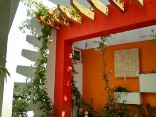 Arqca Jardines de estilo moderno
