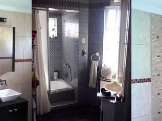 Banheiros modernos por AyC Arquitectura Moderno