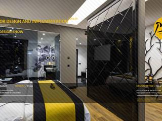 Hotel moderni di Pıcco Desıgn & Archıtecture Moderno