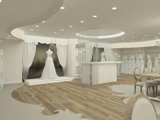 Espacios comerciales de estilo clásico de Pıcco Desıgn & Archıtecture Clásico