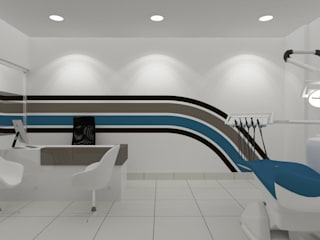 Cliniche moderne di Pıcco Desıgn & Archıtecture Moderno