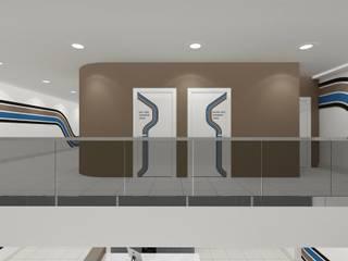 Özel Venedik Ağız ve Diş Sağlığı Polikliniği Pıcco Desıgn & Archıtecture Modern Klinikler