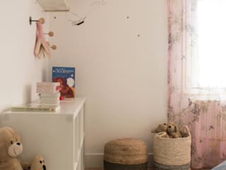 scandinavian Nursery/kid's room by COLOMBE MARCIANO