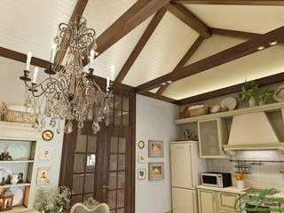 Cuisine classique par Компания архитекторов Латышевых 'Мечты сбываются' Classique