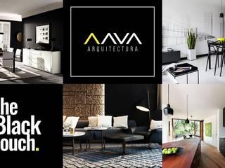 AAVA proyectos de AAVA Arquitectura Moderno