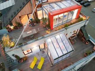 Modern Conservatory by raum.4 - Die Meisterdesigner Modern