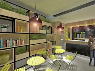 by MOBAH Arquitectura Modern