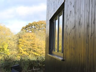 External view:  Houses by Askew Cavanna Architects