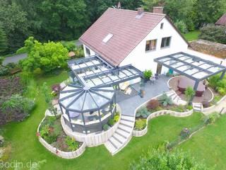 Übersicht:  Terrasse von Bodin Pflanzliche Raumgestaltung GmbH
