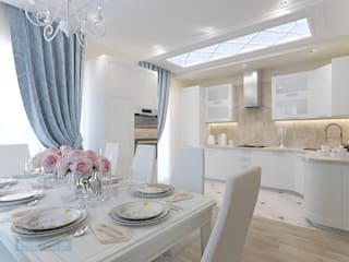 Студия интерьера Дениса Серова Classic style kitchen