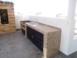 modern Kitchen by Arqca