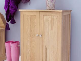 Hallway & Cloakroom Storage Ideas por Big Blu Furniture Moderno