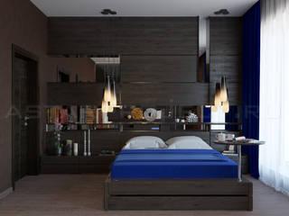Minimalistische slaapkamers van Astar project Minimalistisch