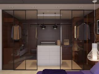 Minimalistische kleedkamers van Astar project Minimalistisch