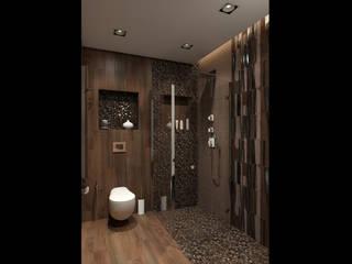 Minimalistische badkamers van Astar project Minimalistisch
