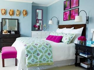 Evinin Ustası – Oturma Odanızın Dekorasyonu Nasıl Olmalı?: modern tarz Yatak Odası