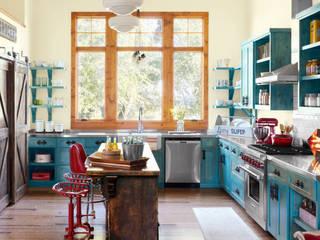 Evinin Ustası – Oturma Odanızın Dekorasyonu Nasıl Olmalı?: modern tarz Mutfak