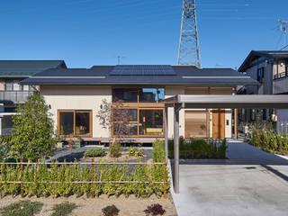 成沢の家: 大類真光建築設計事務所が手掛けた家です。