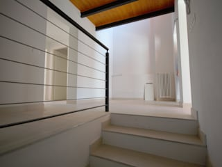 modern  door federica basalti home staging, Modern