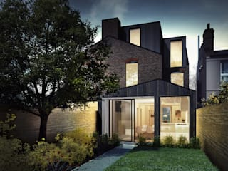 Dormer and side infill extension London Modern houses by guy taylor associates Modern