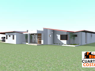 Classic style houses by Cuarta Costa Classic
