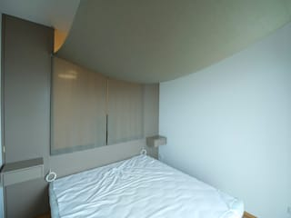 3rdskin architecture gmbh Bedroom