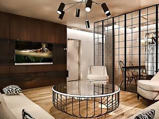 RADIO TPU – Kus Residence: modern tarz Oturma Odası