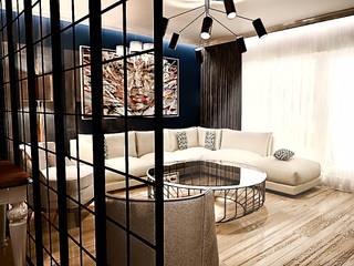RADIO TPU – Kus Residence: modern tarz Yemek Odası