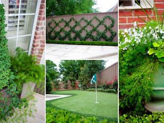 Matthew Murrey Design Jardines de estilo ecléctico