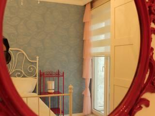 Kare Mimarlık Modern Bedroom